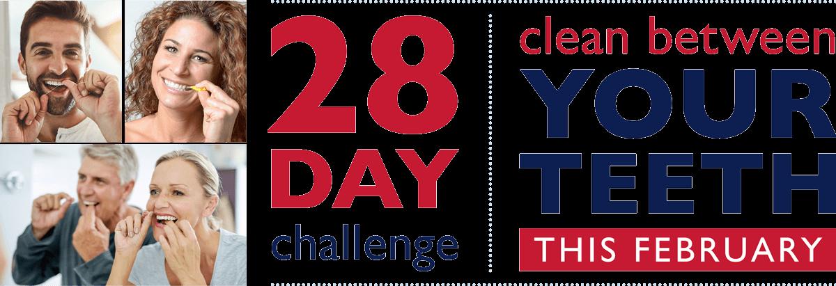 Flossuary 28 day challenge